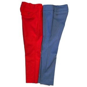 Bundle The Limited ankle pants exact stretch